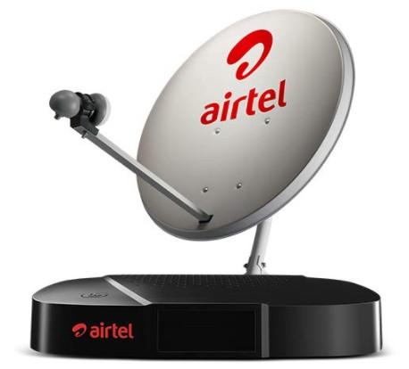 Airtel Digital TV HD - best set top box in india