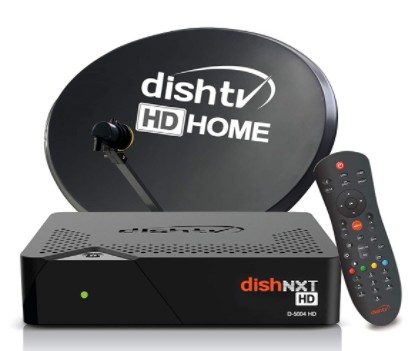 Dish TV NXT - best set top box in india